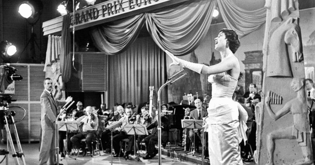 Евровидение 1957