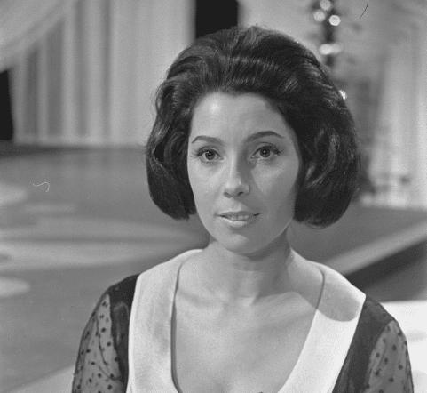 Корри Брокке (Победительница Евровидения 1957)