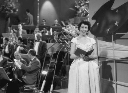 Ракель Растенни (Rachel Rasten): участница евровидения 1958 года из Дании