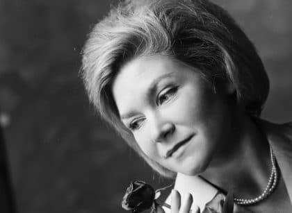 Нора Брокстедт (Nora Brockstedt) : учасница евровидения 1960 года из Норвегии