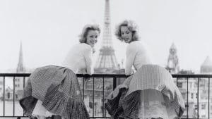 Алиса и Эллен Кесслер учасницы евровидения 1959 года из Германии