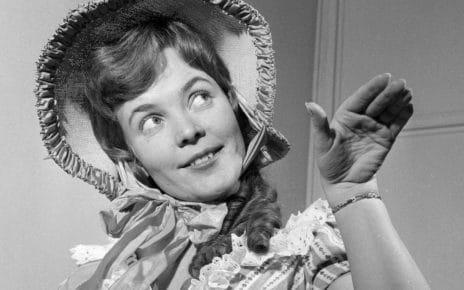 Кэти Бёттгер (Katy Bødtger): участница евровидения 1960 года из Дании