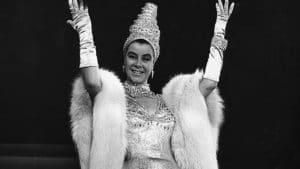 Брита Борг (Brita Borg) : участница евровидения 1959 года из Швеции