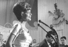 Лиана Августин учасница евровидения 1958 года из Австрии