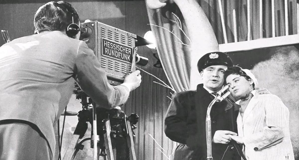 Бирта Вилке и Густав Винклер учасники евровидения 1957 года из дании