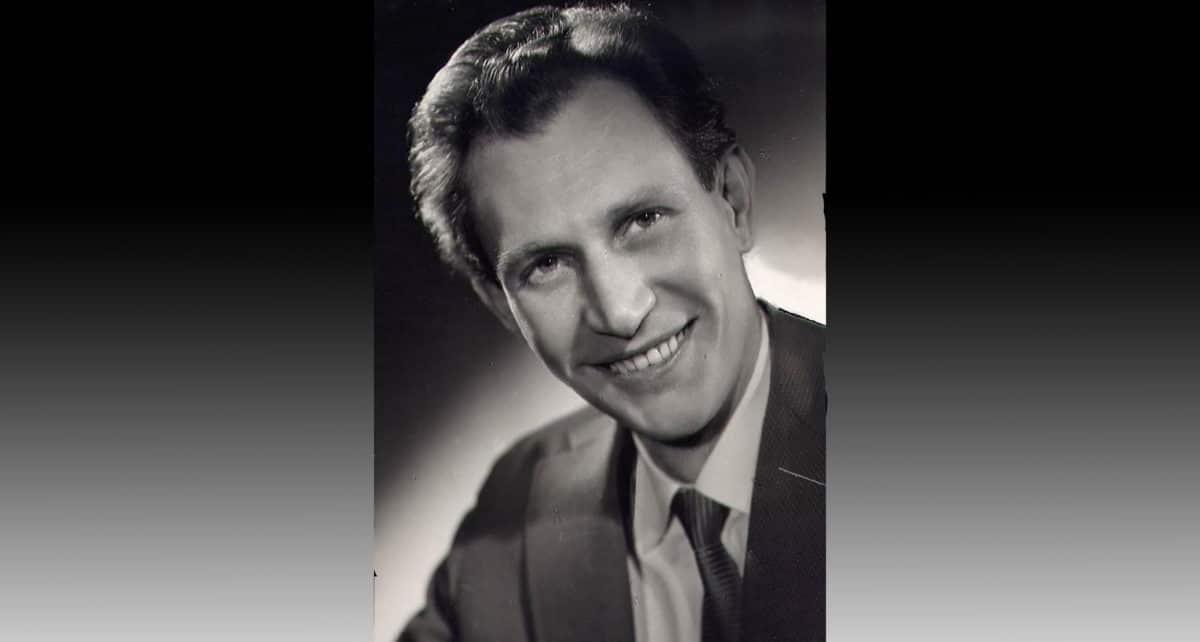Боб Мартин участник евровидения 1957 года из Австрии