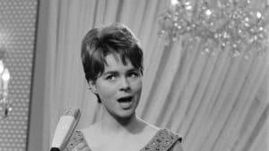 Корнелия Фробёсс (Cornelia Frobess): участница евровидения 1962 года из Германии