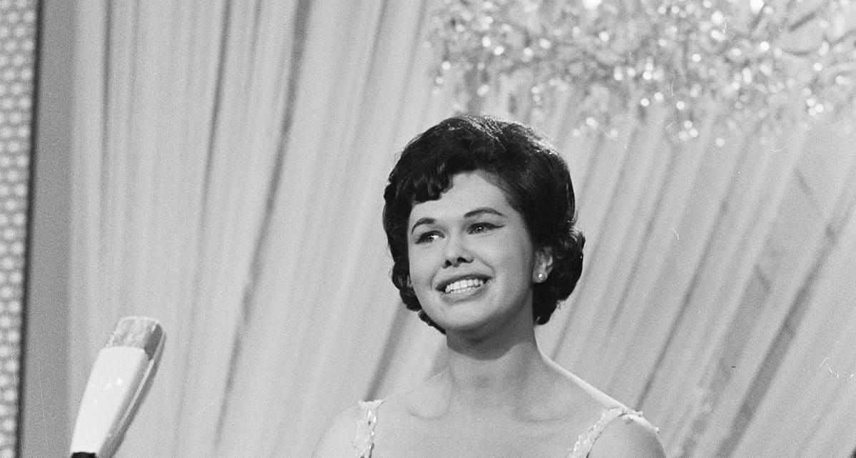 Элеонора Шварц (Eleonor Schwartz): участница евровидения 1962 года из Австрии