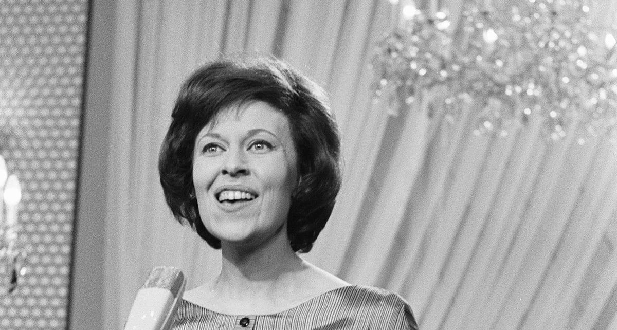 Ингер Берггрен (Inger Berggren): участница евровидения 1962 года из Швеции