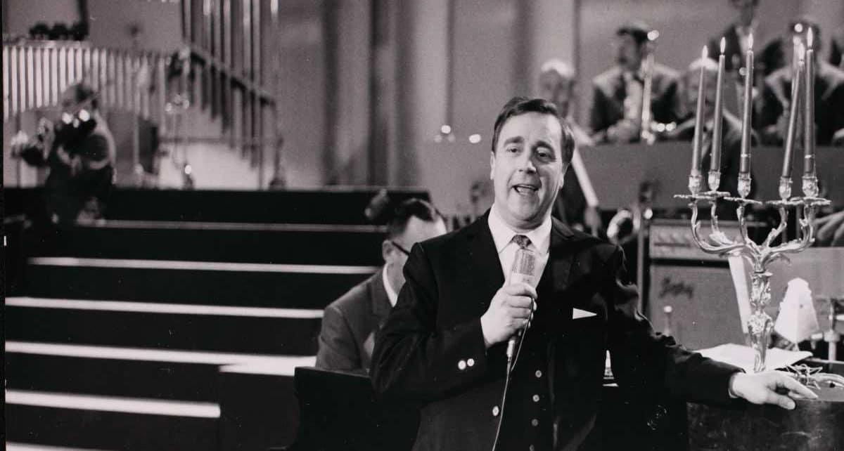 Боб Бенни (Bob Benny) : участник евровидения 1959 года из Бельгии