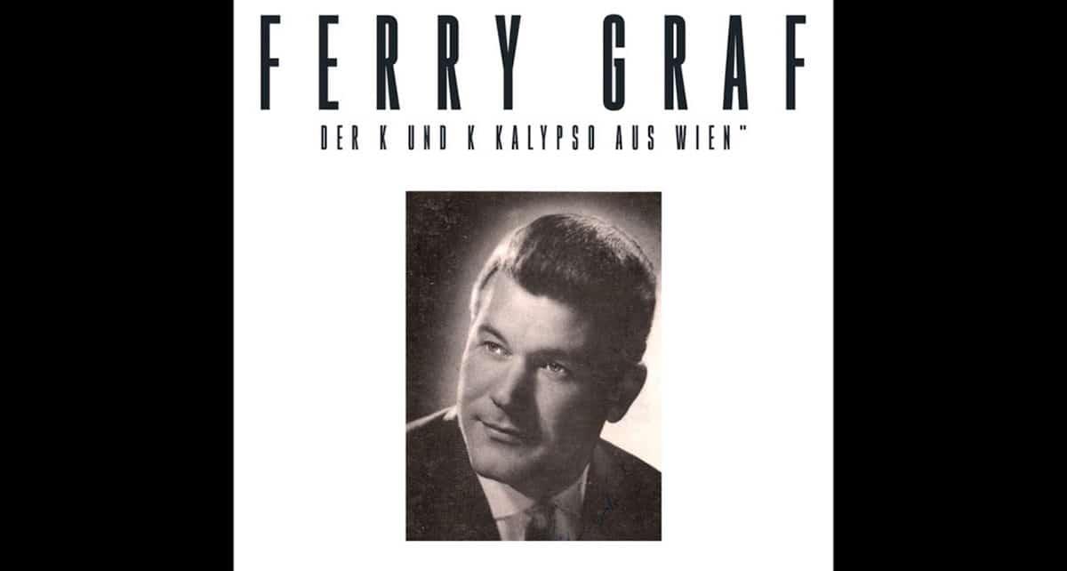 Ферри Граф (Ferry Graf) : участник евровидения 1959 года из Австрии