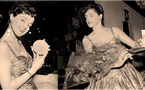 Тэдди Схолтен победительница евровидения 1959 года из Нидерландов