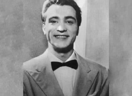 Нунцио Галло участник евровидения 1957 года из Италии