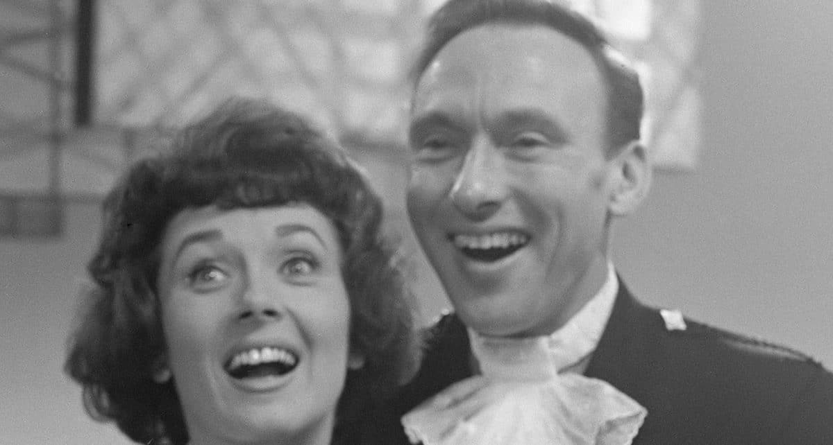Перл Карр и Тэдди Джонсон (Pearl Carr and Teddy Johnson) : участники евровидения 1959 года из Великобритании