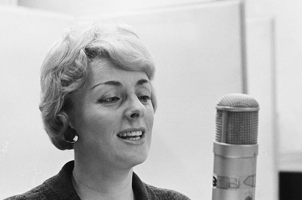 Анни Палмен (Annie Palman): участница евровидения 1963 года из Нидерландов