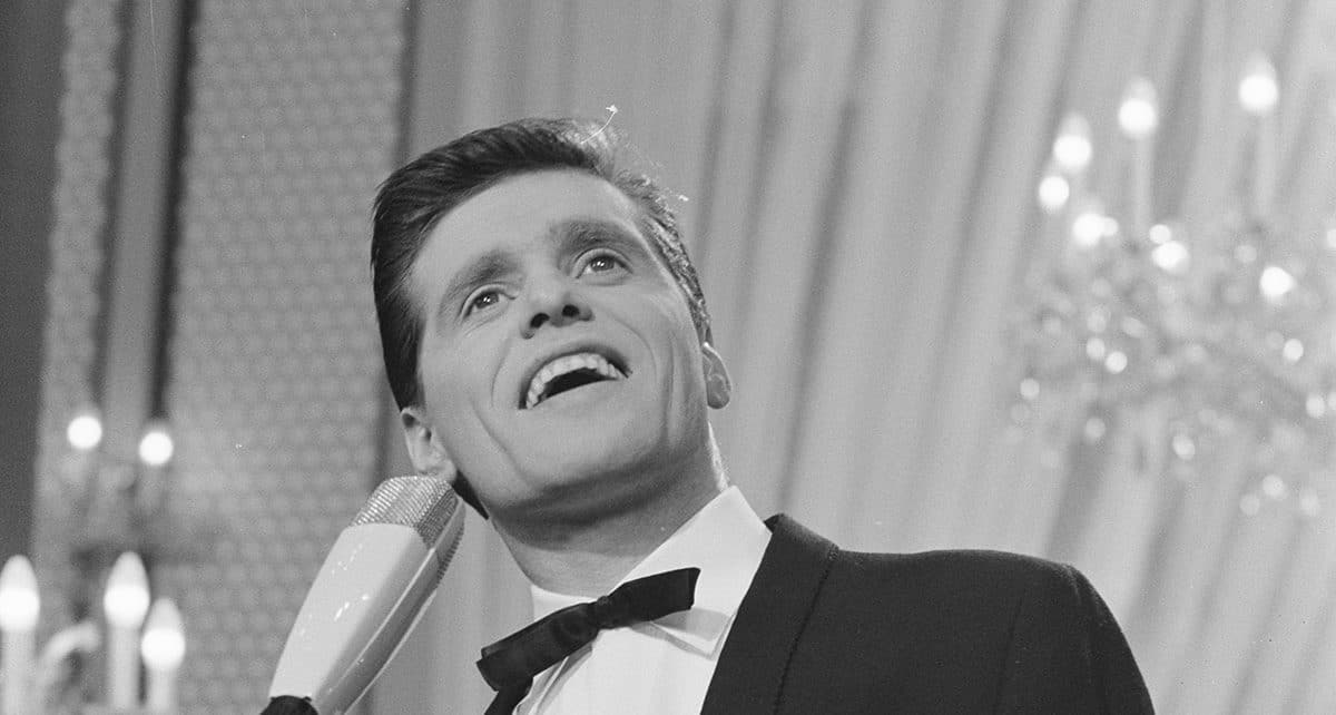 Ронни Кэрролл (Ronnie Carroll): участник евровидения 1963 года из Великобритании