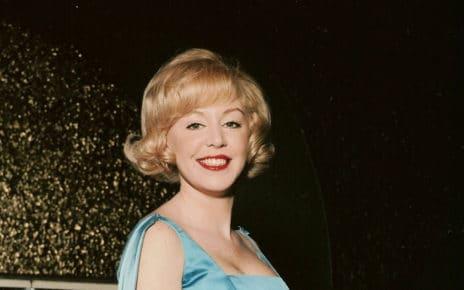 Кэти Кирби (Kathy Kirby): участница евровидения 1965 года из Великобритании