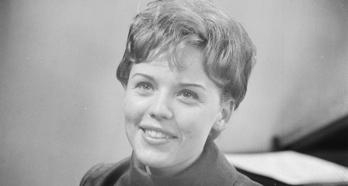 Гретье Кауффелд (Greetje Kauffeld): участница евровидения 1961 года из Нидерландов