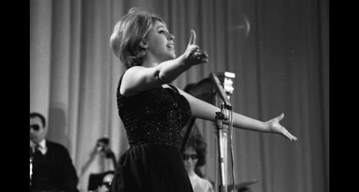 Бетти Кертис (Betty Curtis): участница евровидения 1961 года из Италии