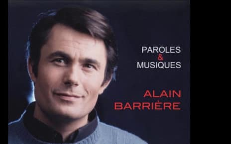 Ален Барриер (Alain Barriere): участник евровидения 1963 года из Франции