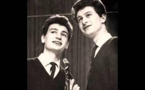 The Allisons (The Allisons): участники евровидения 1961 года из Великобритании