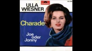 Улла Виснер (Ulla Wiesner): участница евровидения 1965 года из Германии