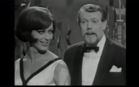 Лилль Линдфорс и Сванте Турессон (Lill Lindfors and Svante Thuresson): участники евровидения 1966 года из Швеции
