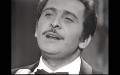 Доменико Модуньо (Domenico Modugno): участник евровидения 1966 года из Италии