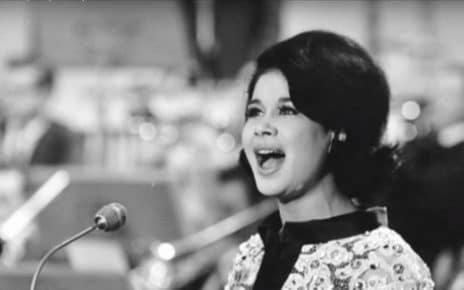Аннеке Грёнло ( Anneke Grönlo): участница евровидения 1964 года из Голландии