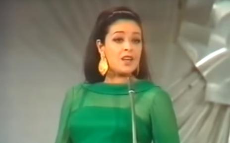 Симона де Оливейра (Simone de Oliveira): участница евровидения 1965 года из Португалии
