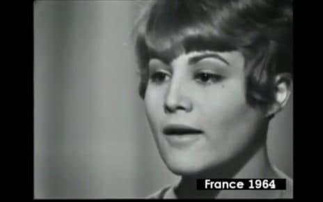 Рэйчел (Rachel): участница евровидения 1964 года из Франции