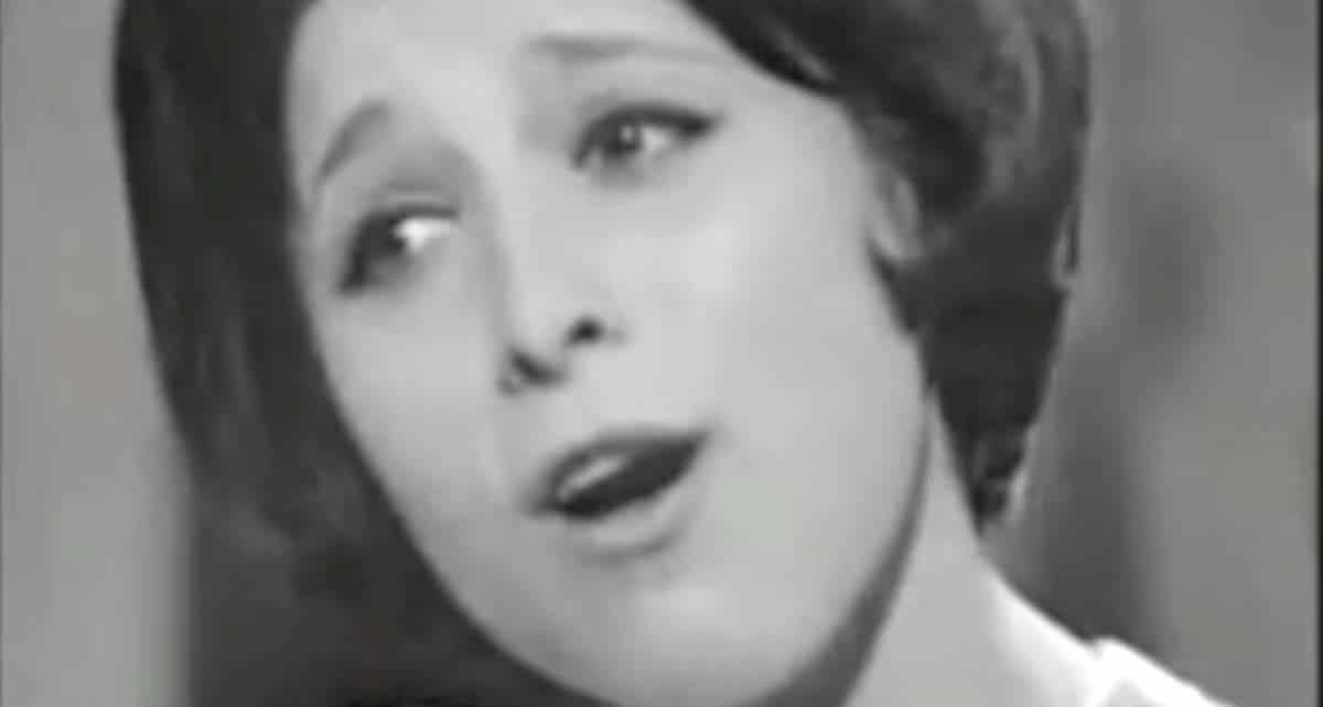 Берта Амброж (Berta Ambrozh): участница евровидения 1966 года из Югославии
