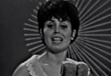 Лиз Марке (Liz Marche): участница евровидения 1965 года из Бельгии