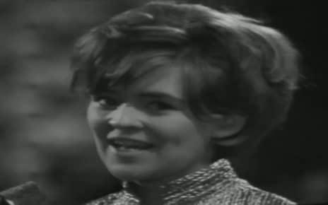Кристи Спарбое (Kirsti Sparboe): участница евровидения 1965 года из Норвегии