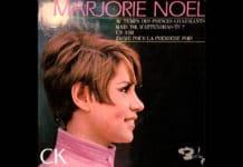 Маржори Ноэль (Marjorie Noel): участница евровидения 1965 года из Монако