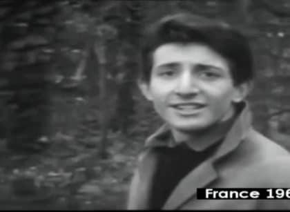 Ги Мардел (Guy Mardel): участник евровидения 1965 года из Франции