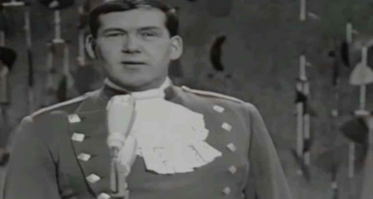 Кеннет Маккеллар (Kenneth McKellar): участник евровидения 1966 года из Великобритании