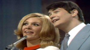 Крис Бальдо и Софи Гарел (Chris Baldo & Sophie Garel): участники евровидения 1968 года из Люксембурга