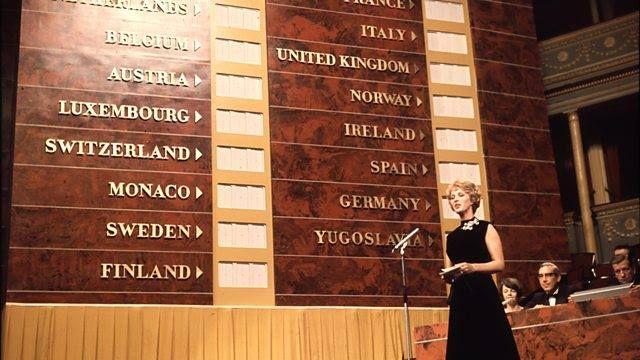 Евровидение 1968