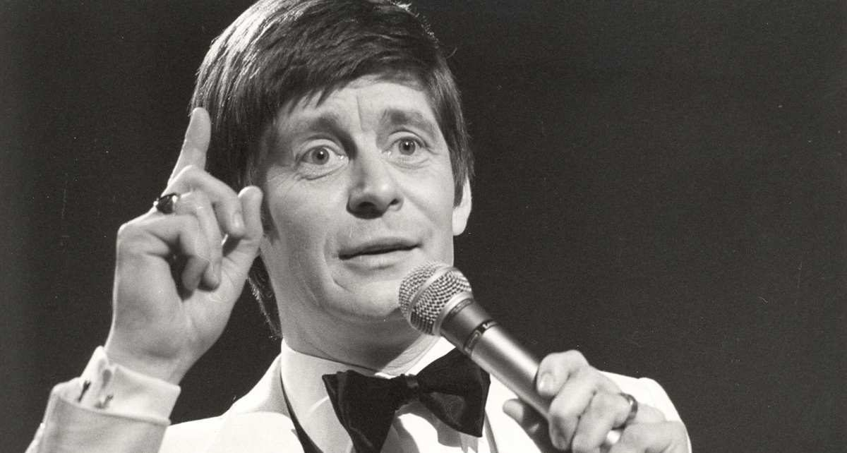 Луи Нефс (Louis Neefs): участник евровидения 1969 года из Бельгии