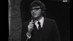 Одд Бёрре (Odd Borre): участник евровидения 1968 года из Норвегии