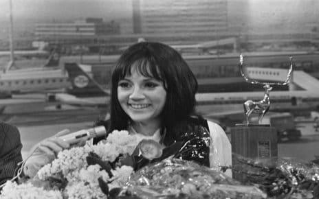 Тереза Штейнмец (Thérèse Steinmetz): участница евровидения 1967 года из Нидерландов