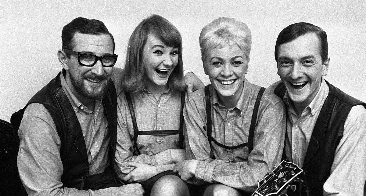 Фемили Фоур (Family Four): участник Евровидения 1971 года из Швеции