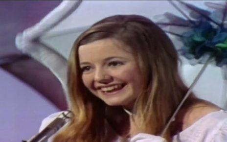 Ханне Крог (Hanne Krogh) участник Евровидения 1971 года из Норвегии