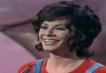Моник Мелсен (Monique Melsen): участник Евровидения 1971 года от Люксембурга