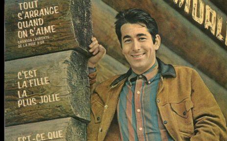 Ромуальд Фигье (Romuald Figuier): участник евровидения 1969 года из Люксембурга
