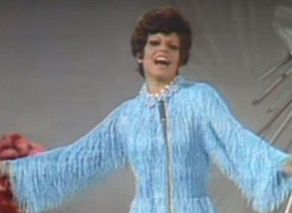 Саломе (Salomé): победительница евровидения 1969 года из Испании