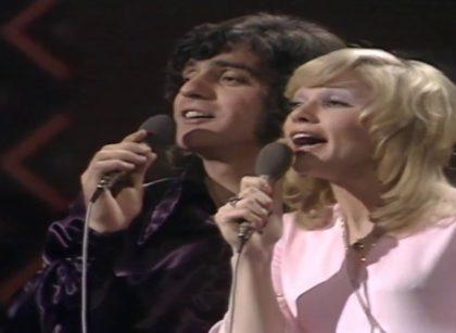 Анна-Мария Годарт и Питер Маклейн (Anne-Marie Godart & Peter McLane): участники Евровидения 1972 года из Монако