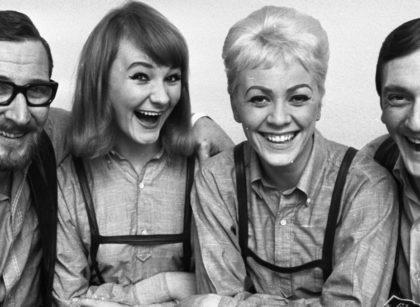Фемили Фор (Family Four): участники Евровидения 1972 года из Швеции