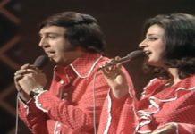 Helen & Joseph - участники Евровидения 1972 года из Мальты